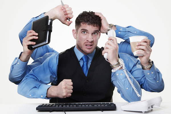 Efficiency Series: Are You a Multitasking Monster?