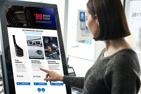 How Kiosks Are Shaping Business Interactions